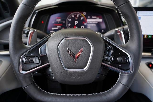 Used 2020 Chevrolet Corvette Stingray for sale $111,996 at Gravity Autos Roswell in Roswell GA 30076 25