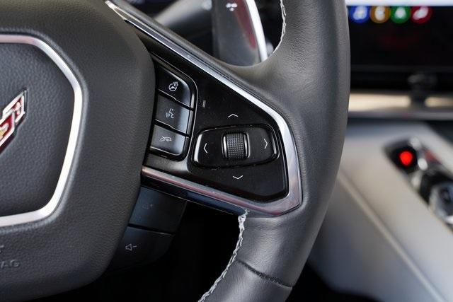 Used 2020 Chevrolet Corvette Stingray for sale $111,996 at Gravity Autos Roswell in Roswell GA 30076 26