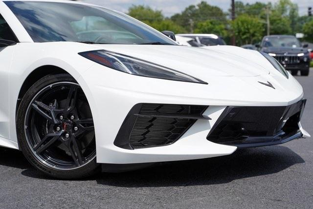 Used 2020 Chevrolet Corvette Stingray for sale $111,996 at Gravity Autos Roswell in Roswell GA 30076 3