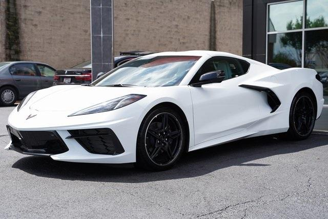 Used 2020 Chevrolet Corvette Stingray for sale $111,996 at Gravity Autos Roswell in Roswell GA 30076 7