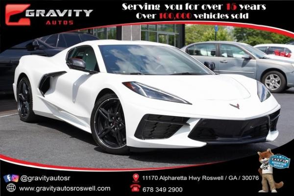 Used 2020 Chevrolet Corvette Stingray for sale $111,996 at Gravity Autos Roswell in Roswell GA