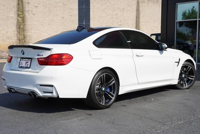 Used 2016 BMW M4 Base for sale $46,996 at Gravity Autos Roswell in Roswell GA 30076 14