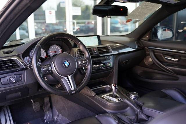 Used 2016 BMW M4 Base for sale $46,996 at Gravity Autos Roswell in Roswell GA 30076 17