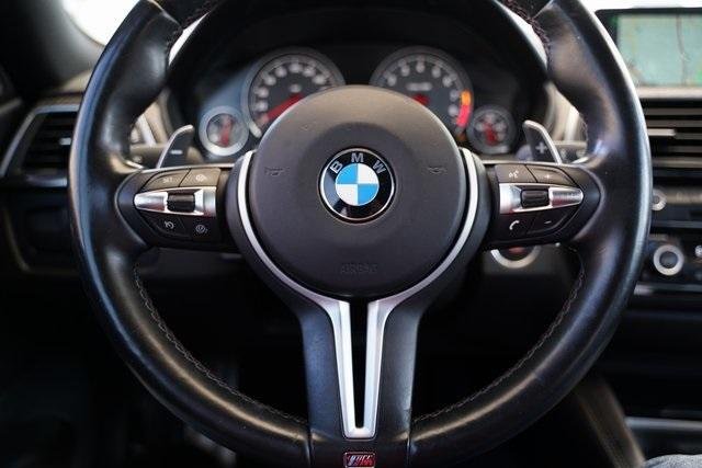 Used 2016 BMW M4 Base for sale $46,996 at Gravity Autos Roswell in Roswell GA 30076 18