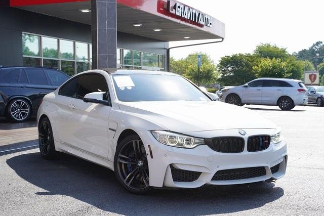 Used 2016 BMW M4 Base for sale $46,996 at Gravity Autos Roswell in Roswell GA 30076 2