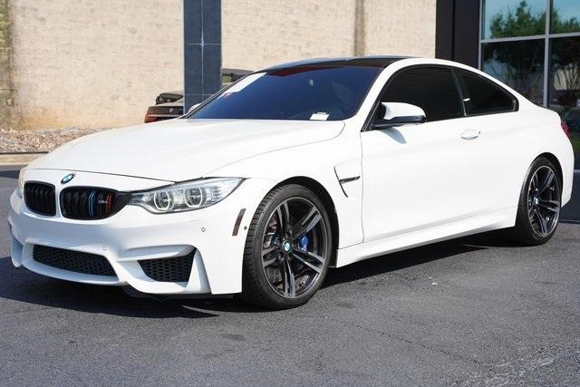 Used 2016 BMW M4 Base for sale $46,996 at Gravity Autos Roswell in Roswell GA 30076 5