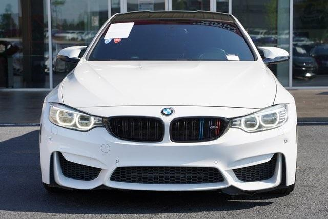 Used 2016 BMW M4 Base for sale $46,996 at Gravity Autos Roswell in Roswell GA 30076 6