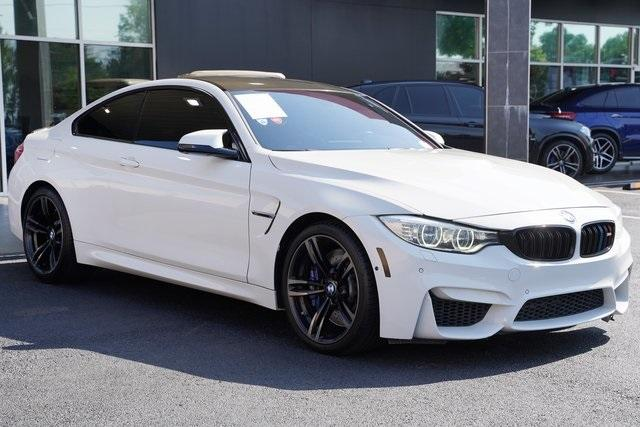 Used 2016 BMW M4 Base for sale $46,996 at Gravity Autos Roswell in Roswell GA 30076 7