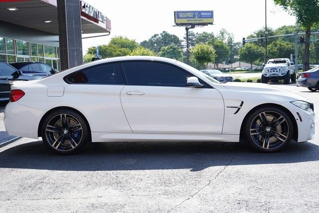 Used 2016 BMW M4 Base for sale $46,996 at Gravity Autos Roswell in Roswell GA 30076 8