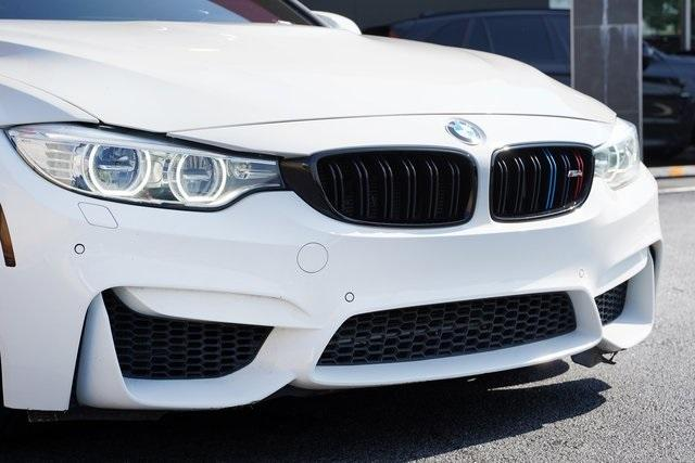 Used 2016 BMW M4 Base for sale $46,996 at Gravity Autos Roswell in Roswell GA 30076 9