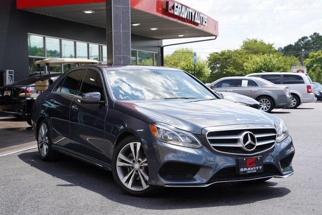 Used 2016 Mercedes-Benz E-Class E 350 for sale Sold at Gravity Autos Roswell in Roswell GA 30076 2
