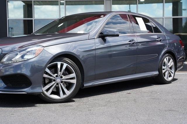 Used 2016 Mercedes-Benz E-Class E 350 for sale Sold at Gravity Autos Roswell in Roswell GA 30076 3