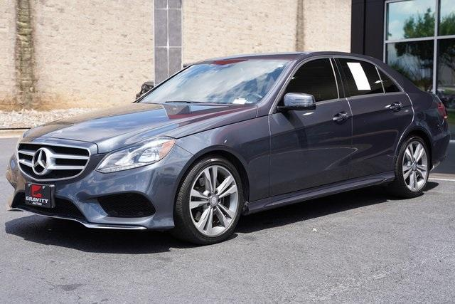Used 2016 Mercedes-Benz E-Class E 350 for sale Sold at Gravity Autos Roswell in Roswell GA 30076 5