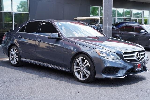 Used 2016 Mercedes-Benz E-Class E 350 for sale Sold at Gravity Autos Roswell in Roswell GA 30076 7