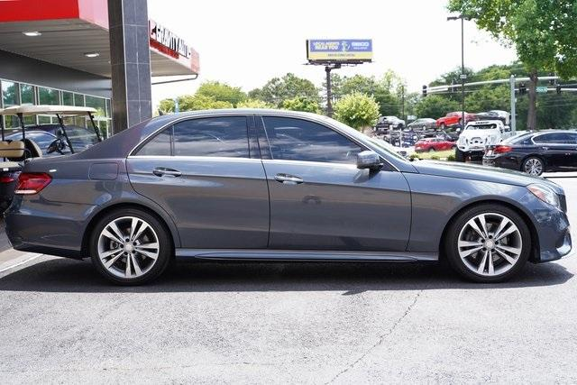 Used 2016 Mercedes-Benz E-Class E 350 for sale Sold at Gravity Autos Roswell in Roswell GA 30076 8