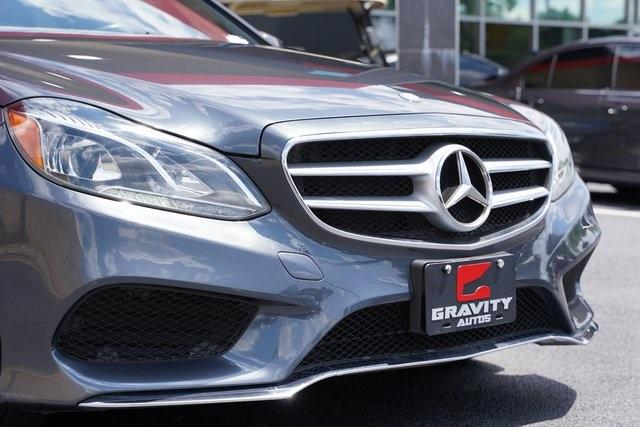 Used 2016 Mercedes-Benz E-Class E 350 for sale Sold at Gravity Autos Roswell in Roswell GA 30076 9