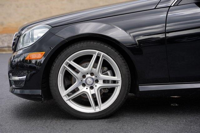 Used 2015 Mercedes-Benz C-Class C 250 for sale $19,492 at Gravity Autos Roswell in Roswell GA 30076 10