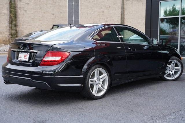 Used 2015 Mercedes-Benz C-Class C 250 for sale $19,492 at Gravity Autos Roswell in Roswell GA 30076 13