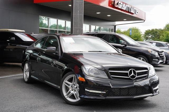 Used 2015 Mercedes-Benz C-Class C 250 for sale $19,492 at Gravity Autos Roswell in Roswell GA 30076 2