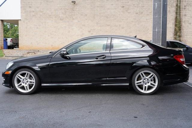 Used 2015 Mercedes-Benz C-Class C 250 for sale $19,492 at Gravity Autos Roswell in Roswell GA 30076 4