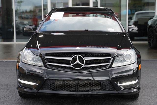 Used 2015 Mercedes-Benz C-Class C 250 for sale $19,492 at Gravity Autos Roswell in Roswell GA 30076 6