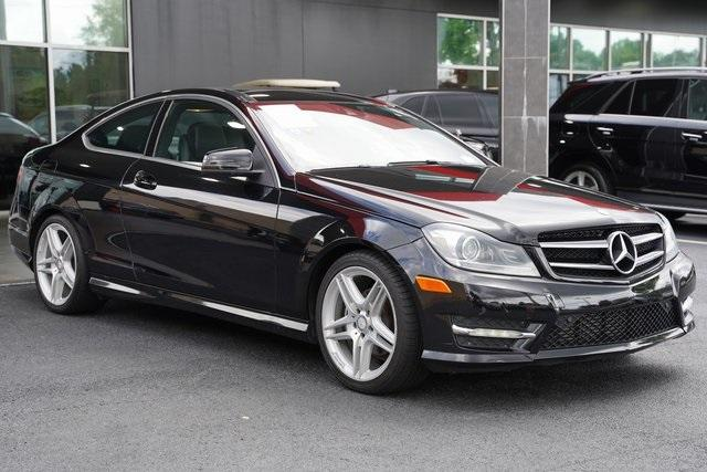 Used 2015 Mercedes-Benz C-Class C 250 for sale $19,492 at Gravity Autos Roswell in Roswell GA 30076 7