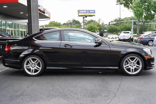 Used 2015 Mercedes-Benz C-Class C 250 for sale $19,492 at Gravity Autos Roswell in Roswell GA 30076 8