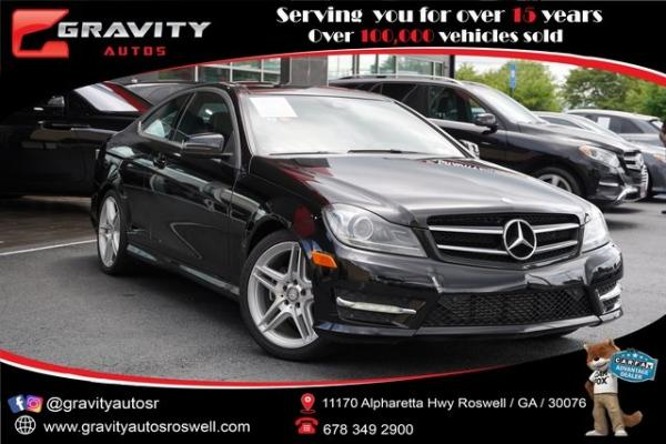 Used 2015 Mercedes-Benz C-Class C 250 for sale $19,492 at Gravity Autos Roswell in Roswell GA
