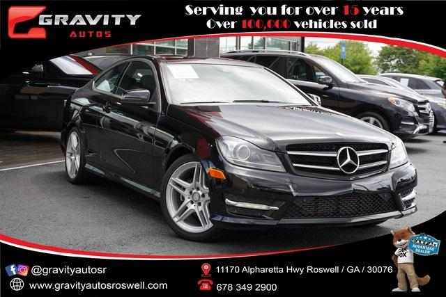 Used 2015 Mercedes-Benz C-Class C 250 for sale $19,492 at Gravity Autos Roswell in Roswell GA 30076 1