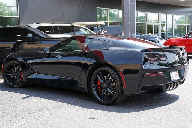 Used 2015 Chevrolet Corvette Stingray for sale $50,992 at Gravity Autos Roswell in Roswell GA 30076 10