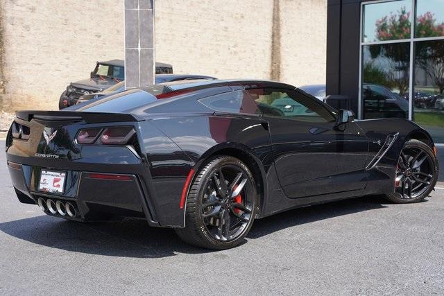 Used 2015 Chevrolet Corvette Stingray for sale $50,992 at Gravity Autos Roswell in Roswell GA 30076 12