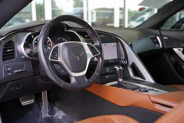 Used 2015 Chevrolet Corvette Stingray for sale $50,992 at Gravity Autos Roswell in Roswell GA 30076 15