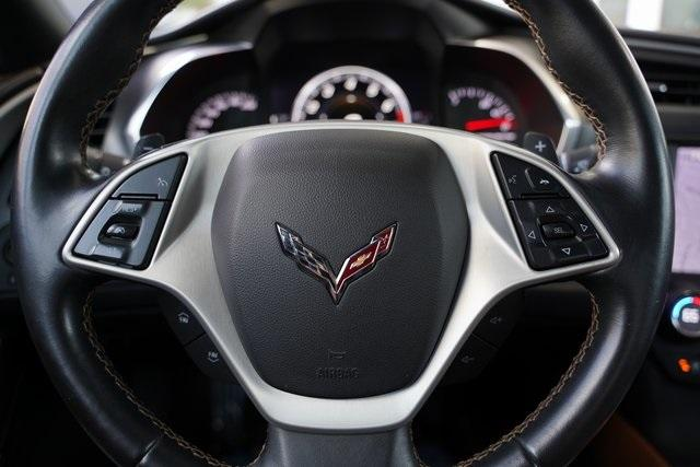 Used 2015 Chevrolet Corvette Stingray for sale $50,992 at Gravity Autos Roswell in Roswell GA 30076 16