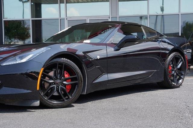 Used 2015 Chevrolet Corvette Stingray for sale $50,992 at Gravity Autos Roswell in Roswell GA 30076 3