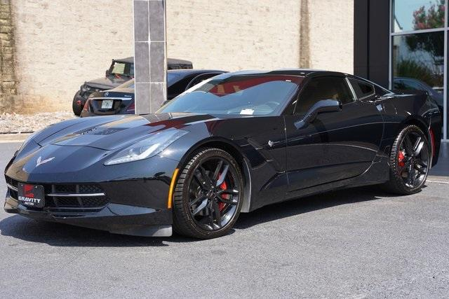 Used 2015 Chevrolet Corvette Stingray for sale $50,992 at Gravity Autos Roswell in Roswell GA 30076 5