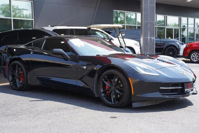 Used 2015 Chevrolet Corvette Stingray for sale $50,992 at Gravity Autos Roswell in Roswell GA 30076 7