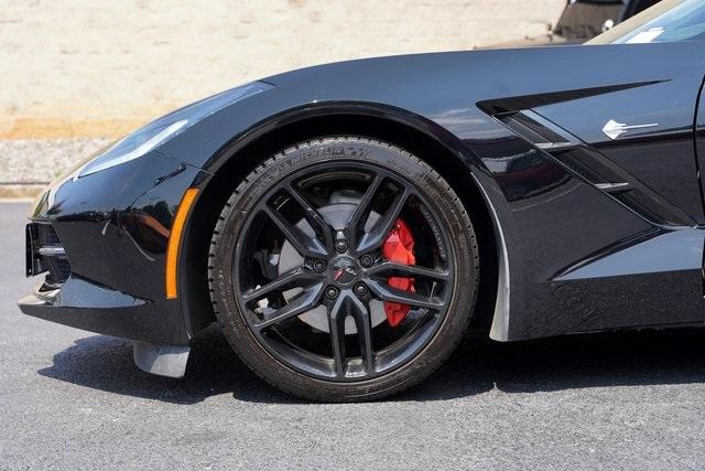 Used 2015 Chevrolet Corvette Stingray for sale $50,992 at Gravity Autos Roswell in Roswell GA 30076 9