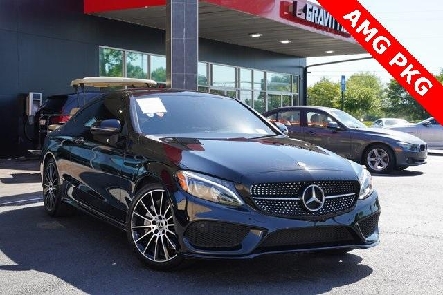 Used 2018 Mercedes-Benz C-Class C 300 for sale Sold at Gravity Autos Roswell in Roswell GA 30076 2