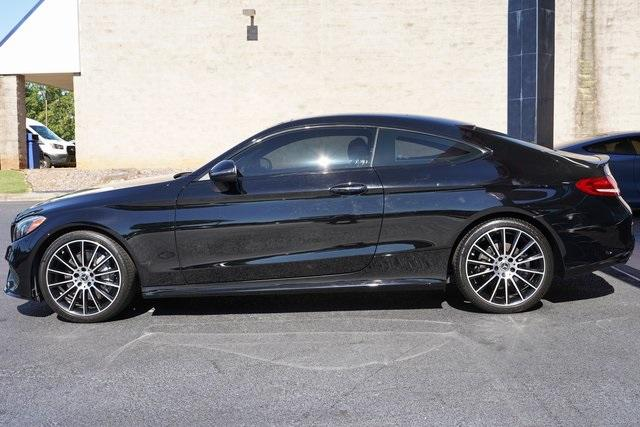 Used 2018 Mercedes-Benz C-Class C 300 for sale Sold at Gravity Autos Roswell in Roswell GA 30076 4