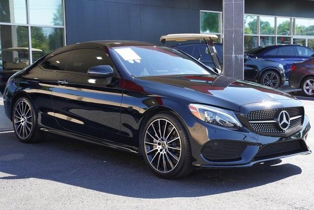 Used 2018 Mercedes-Benz C-Class C 300 for sale Sold at Gravity Autos Roswell in Roswell GA 30076 7