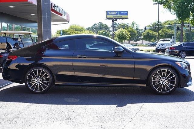 Used 2018 Mercedes-Benz C-Class C 300 for sale Sold at Gravity Autos Roswell in Roswell GA 30076 8