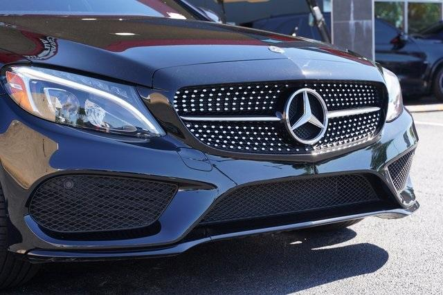 Used 2018 Mercedes-Benz C-Class C 300 for sale Sold at Gravity Autos Roswell in Roswell GA 30076 9