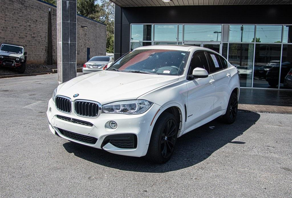 Used 2018 BMW X6 xDrive35i for sale $51,996 at Gravity Autos Roswell in Roswell GA 30076 3