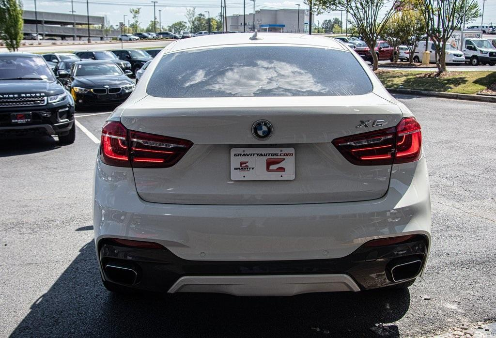 Used 2018 BMW X6 xDrive35i for sale $51,996 at Gravity Autos Roswell in Roswell GA 30076 6