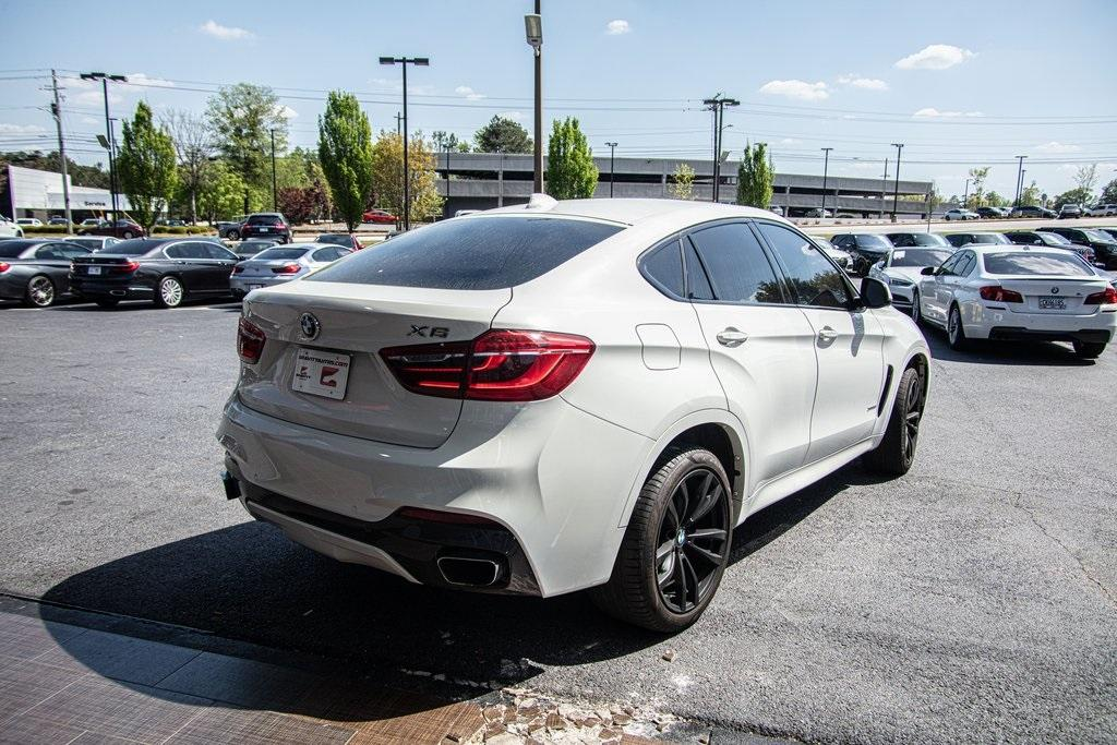 Used 2018 BMW X6 xDrive35i for sale $51,996 at Gravity Autos Roswell in Roswell GA 30076 8