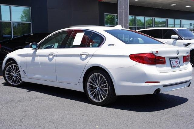 Used 2018 BMW 5 Series 530e iPerformance for sale $34,996 at Gravity Autos Roswell in Roswell GA 30076 11