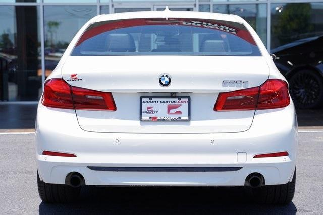 Used 2018 BMW 5 Series 530e iPerformance for sale $34,996 at Gravity Autos Roswell in Roswell GA 30076 12