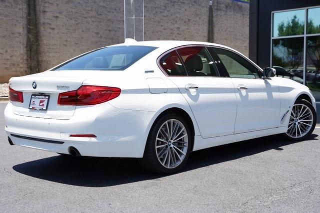 Used 2018 BMW 5 Series 530e iPerformance for sale $34,996 at Gravity Autos Roswell in Roswell GA 30076 13