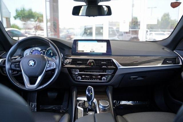 Used 2018 BMW 5 Series 530e iPerformance for sale $34,996 at Gravity Autos Roswell in Roswell GA 30076 15