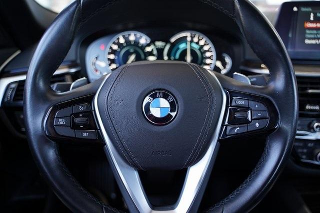 Used 2018 BMW 5 Series 530e iPerformance for sale $34,996 at Gravity Autos Roswell in Roswell GA 30076 16
